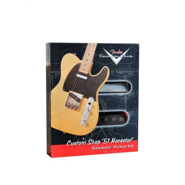 Blanc FenderCustom Shop 69 Stratocaster Set de Micros
